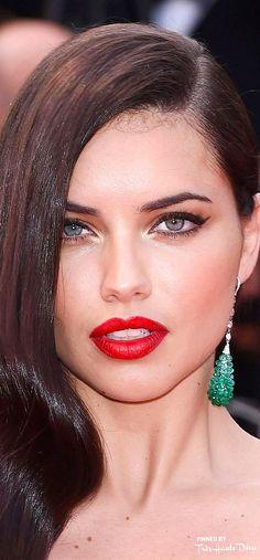 #Adriana #Lima ♔ Cannes Film Festival 2015 Red Carpet ♔ Très Haute Diva ♔