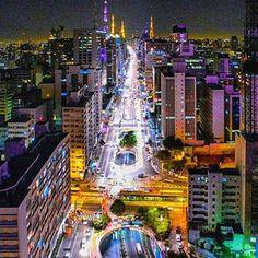 25 fotos que são uma declaração de amor à avenida Paulista