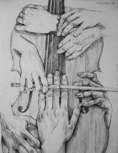 hands study by sunhee