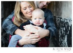 Gulf Shores Family Photos: Thaddeus, Kristen
