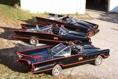 While supplies last. Get Ready For a Spin in the New BATMOBILE® Replica by Fiberglass Freaks