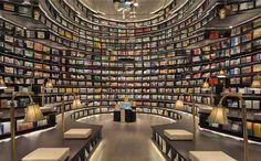 Zhongshuge-Hangzhou Bookstore - X+Living