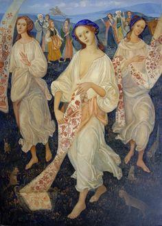 Kateryna Kosyanenko - Galerie De Twee Pauwen