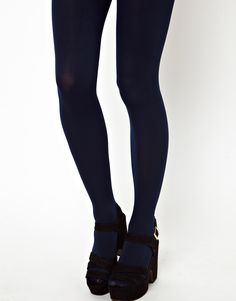 Image 1 of ASOS 80 Denier Tights