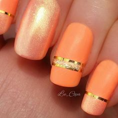 💅 @chinaglazeofficial - 1211 Sun of a peach / 829 goddes 💖 💅 @opi_products - ski slope sweetie 💞 💅 @dm_p2cosmetics - simply matte nail top coat  Do you like it? 😍 --------------------- #inspired_nailart #nailart #nailartwow #nails2inspire #nailsoftheday #nailsfashion #fashionnails #makeup #makeupartist #instanails #instamakeup #nails #nailporn #nailpolish #naillacquer #girlynailsdeluxe #wakeupandmakeup #makeupaddict  #undiscovered_muas #glitternails #glitteraddict #makeupoftheday…