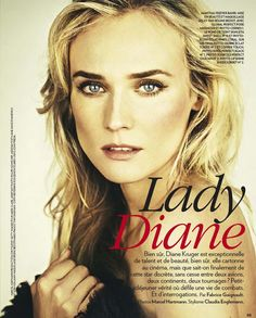 Marie Claire France, November 2012