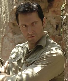 Richard Armitage as John Porter in Strike Back.  I think it is time for Richard to start providing us with new photo material...LOL