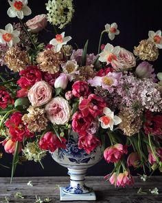 De Noël artificiels Panier à Fleurs Poinsettia /& Chrysanthème Berry HOLLY IVY