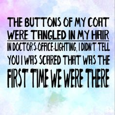 Taylor Swift Lyric Quotes, Taylor Swift Concert, I Am Scared, Song Lyrics, First Time, Temple, Told You So, Songs, Feelings