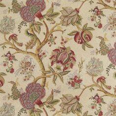 Kasmir MADAGASCAR CARDINAL Fabric