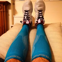 Review about Zero Point products! https://manwithbeards.wordpress.com/2015/02/22/gear-review-compression-socks/