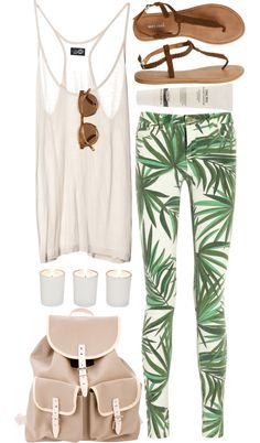 """""""Shadow palm"""" by martinavg ❤ liked on Polyvore"""