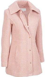 b4e9eeb2fae8f I have this coat and loveeee it!! MY Jessica Simpson Braided Wool Coat in
