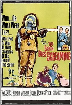 The Earth Dies Screaming posters for sale online. Buy The Earth Dies Screaming movie posters from Movie Poster Shop. We're your movie poster source for new releases and vintage movie posters. Fiction Movies, Sci Fi Movies, Science Fiction, Sf Movies, Scary Movies, Suspense Movies, Movies Free, Comedy Movies, Horror Movie Posters