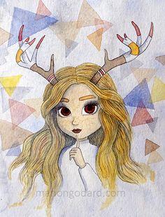 """Illustration """"Ayala"""""""