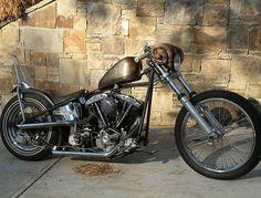 1973 Harley Shovelhead Short Chop