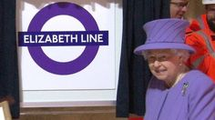 Crossrail, the new railway which will run beneath London, is to be named the Elizabeth Line in honour of the Queen, Boris Johnson announces.