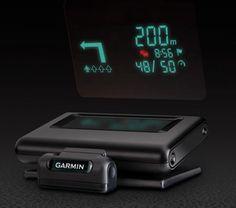 Votre smartphone peut projeter l'itinéraire du GPS directement sur votre pare-brise!