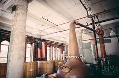 Kings County Distillery #brooklyn #rusticweddingvenue