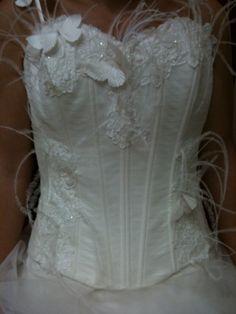 Robe de mariée bustier et tulle Alexis Mariage d'occasion