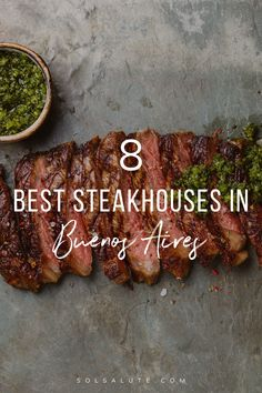 A beefy guide to eating the best steak in Buenos Aires | The best Buenos Aires steakhouse list | Best steakhouses in Buenos Aires | Buenos Aires steakhouses | Where to eat in Buenos Aires | What to eat in Buenos Aires | The best steak in Argentina | Argentina steak guide | Things to eat in Buenos Aires | What to eat in Argentina | Things to eat in Argentina steakhouses | Best parillas in Buenos Aires | Mejores parillas en Buenos Aires | Buenos Aires parilla list #BuenosAires #Argentina