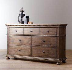 RH baby&child's Jameson Wide Dresser:Our Jameson collection pays homage to…