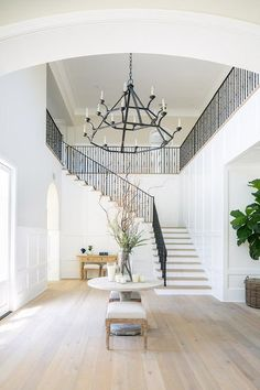 Serene Dream homes and transitional interiors