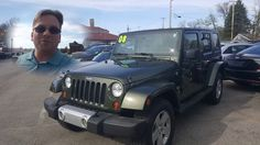 Pinterest friends I just hit 500 subscribers on YouTube. Please help me on my way to 600. Here is my Channel: https://www.youtube.com/WayneUlery 2008 Jeep Wrangler Sahara Limited for Brianna by Wayne Ulery.  I strive to treat all of my customers like family!  Please feel free to connect with my on social media.                Got Onstar?  Have a GM vehicle without it?  Get a trial for 90 days.         Learn more: http://wyn.me/2kYaUIT              Here are a few of my Jeep customers…