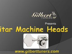 Guitar Machine Heads are normally used to adjust the tuning of a guitar. Visit here to get complete information for the same.
