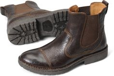 L O V E - Born Mens Jacob in Chocolate