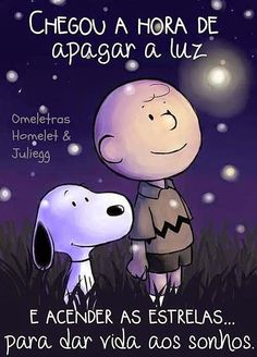 Acenda as estrelas Kids Videos, Craft Videos, Good Night, Good Morning, Snoopy Love, Peanuts Gang, Charlie Brown, Messages, Humor