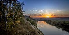 Beautiful autumn evening... by Aleksei Malygin on 500px