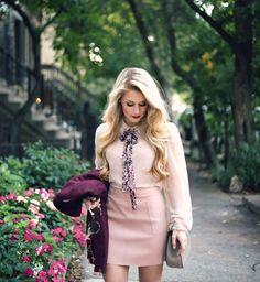 Lauren Conrad Runway Collection '16 - Welcome to Olivia Rink