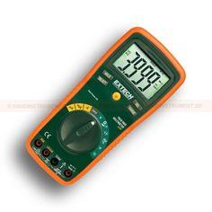 http://handinstrument.se/multimeter-r742/multimeter-trms-53-EX430-r762  Multimeter, TRMS  Sann RMS DMM med 11 funktioner och 0,3% grundläggande noggrannhet  AC / DC spänning och ström, resistans, kapacitans, frekvens, temperatur, diod / kontinuitet, Duty Cycle  Ingångssäkring skydd och MIS-anslutning varning  20A max ström  Typ K temperaturmätningar  Data-Freeze, relativ mätning, auto Power-Off  Stor-siffrig bakgrundsbelyst LCD  Komplett med CAT III-prov leder tilt stativ...