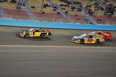 racing at PIR