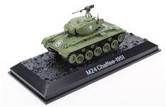 US M24 Chaffee Light Tank - Unidentified Unit, South Korea, 1951
