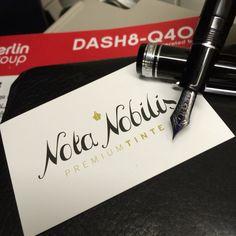 """""""Business Traveling is Note Taking""""  Bei jedem Geschäftstermin gilt es das Wesentliche festzuhalten - das beginnt schon im Flugzeug. Nota-Nobilis.at hat die passende, strahlende und dokumentenechte Tinte für Ihre Füllfeder.  Sichern Sie sich noch heute Ihr Glas bei www.nota-nobilis.at  #note #business #traveling #erfolg #success #fountainpen #Füller #Füllfeder #tinte #ink #Premiumtinte #10X #10X_your_handwriting #flying #sailorpen #sailor #X47 #mb #montblanc"""
