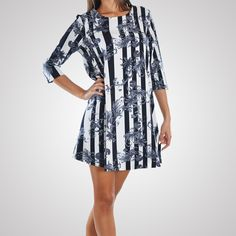 Bronx and Banco Marietta Fit & Flare Dress Fit Flare Dress, Fit And Flare, Fashion Sale, Embroidery Dress, Pretty Outfits, Pretty Dresses, Nordstrom Dresses, Cool Style, Summer Dresses