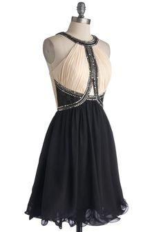 Waiting for the Countdown Dress, #ModCloth