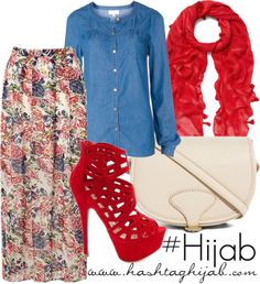 Hashtag Hijab Outfit #305
