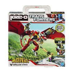 Kre-o Transformers Beast Hunters Ripclaw Strike - Timtoys - Speelgoed - De goedkoopste online speelgoed winkel van Nederland en Belgie