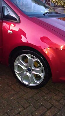 Valeting Paint Enhancement on Ford C Max in Cheltenham Valeting Ford, Car Car, Paint, Paintings, Drawings, Color