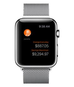 ING Direct launches Apple Watch app and introduces one-swipe balance access