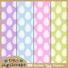 Scrapbooking TammyTags -- TT - Designer - DBS DigiScraps,  TT - Item - Paper, TT - Theme - Spring or Easter