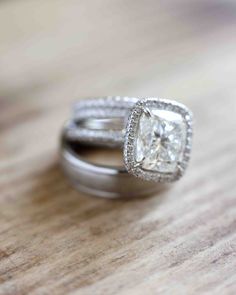 f5da691124 samira wiley engagement ring inspiration, cushion cut diamond with halo  Cushion Cut Diamond Ring,