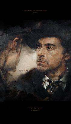 """—— Always good to see you,Watson. <Sherlock Holmes> copy from stills Sherlock John, Sherlock Holmes Robert Downey, Robert Downey Jr, Iron Man Stark, Holmes Movie, Guy Ritchie, Jr Art, Arthur Conan Doyle, Downey Junior"