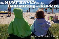 Alles was den Strandbesuch mit kleinen Kindern vereinfacht und versüsst :-)