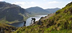 Mountain Biking Scotland