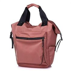 f3473411ddc3 2018 Nylon Backpack Women Casual Backpacks Ladies High Capacity Back to  School Bag Teenage Girls Travel