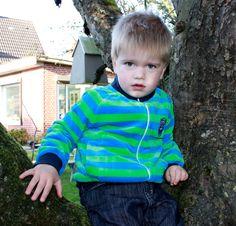 "#Danefae ""Puffball Zip-up"" Kinder #Jacke - Wikimo Kindermode"